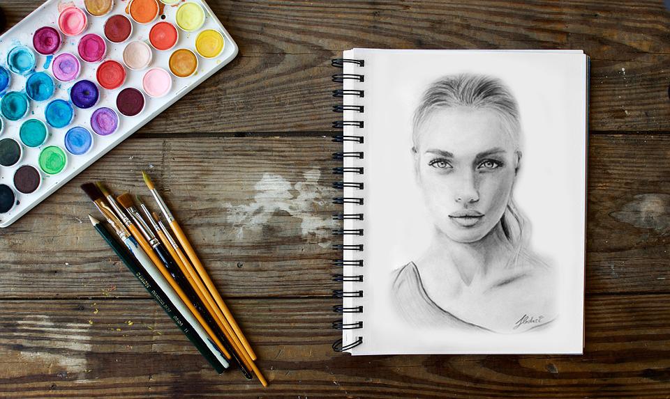 hogyan fotózz rajzot festményt