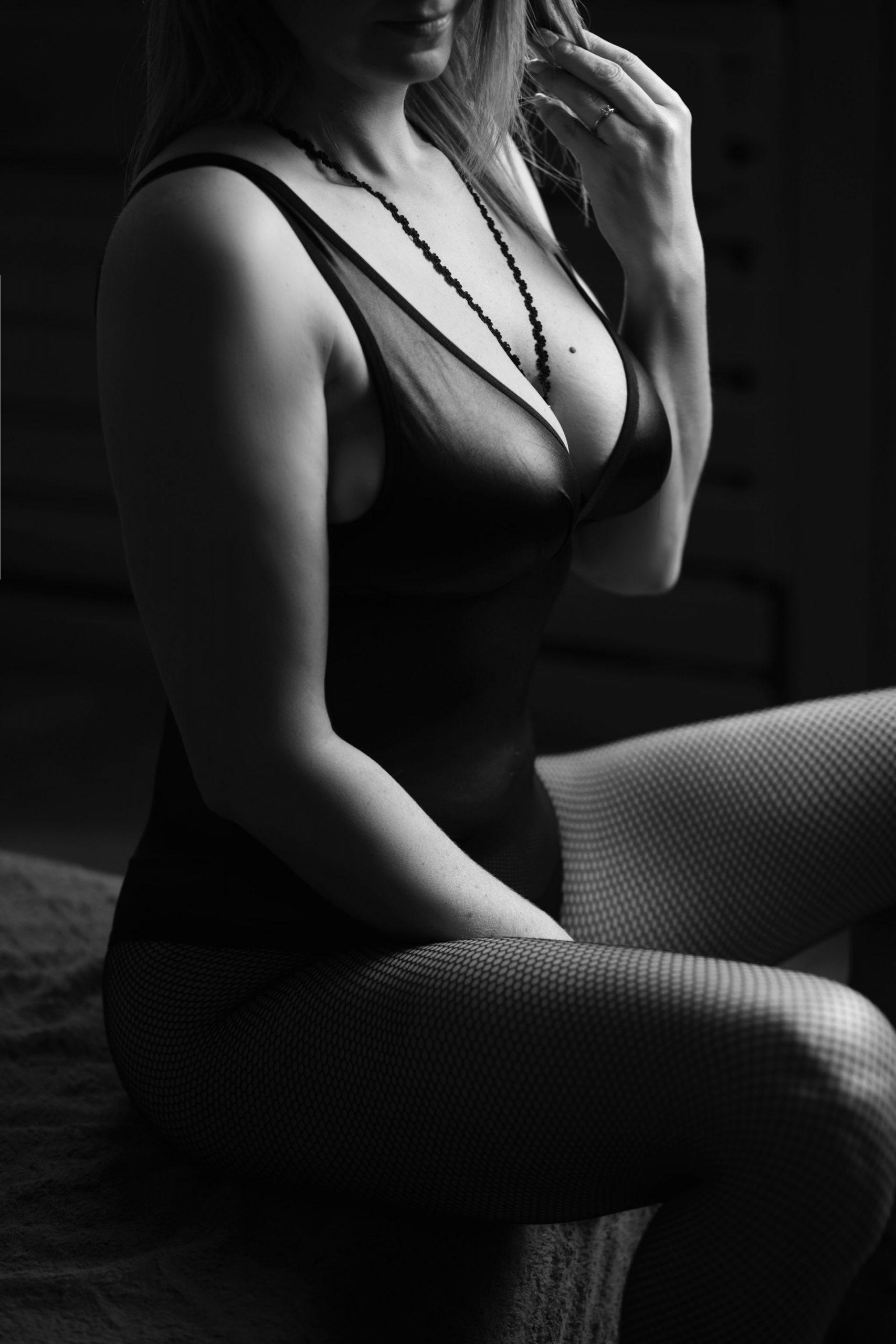 fekete fehér fotó